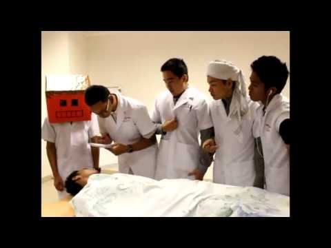 Life as a premedic student ''group B4 2013'' SHORT EDITION
