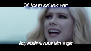 Avril Lavigne - Head Above Water (Sub Español - Ingles) Video