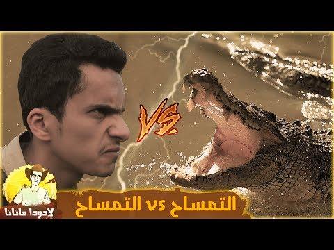 #لادودا_متاتا | وجها لوجه مع أشرس أنواع التماسيح - Nile crocodile!!🐊 مع فهد التمساح