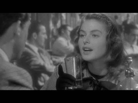 Download Ingrid Bergman, Cary Grant (Notorious 1946 Scene Analysis by Marian Keane) Alfred Hitchcock