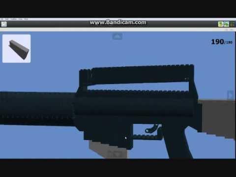 My Lego M16m4 Prototype Youtube