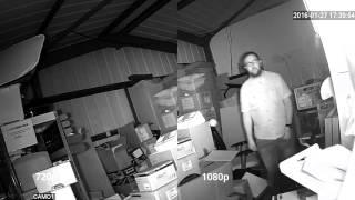 IP CCTV Camera Comparison 720p vs 1080p Night Vision