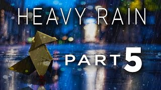 Heavy Rain - Part 5 [Intro/Prologue] Walkthrough/Gameplay [PS4]