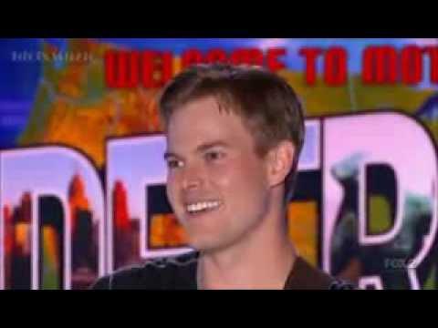 Bryan Watt ~ So Small ~ American Idol 2014 Auditions, Detroit (HD)