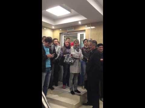 Собрание собственников с участием ук регион и ... Депутата таран