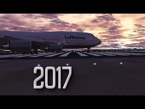 New Flight Simulator 2017 - P3D 3.4 [Awesome Realism]