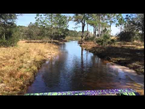 Camp Mack's River Resort Airboating, Lake Wales, FL RV Campground, Near Legoland