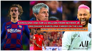 In today's video we will be talking about the lawsuit of neymar/fc barcelona. recent reports have claimed that barca try and get 22 million euros th...