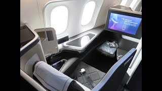 british airways first class   b747 400 london lhr to miami mia