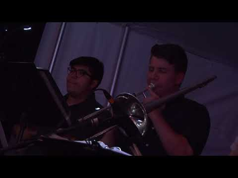 "Orquesta Ritmo, ""Llego de Banda"", LIVE@ Summer Solstice Jazz Festival 2017"