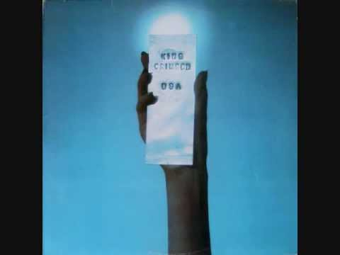 King Crimson - 21st Century Schizoid Man (USA, Live)