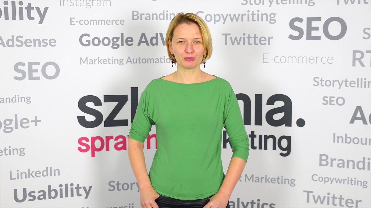 Szkolenie Marketing Automation – opinia Renaty Pasełut