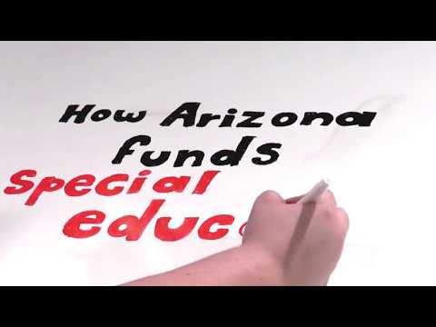 How Arizona schools fund special education