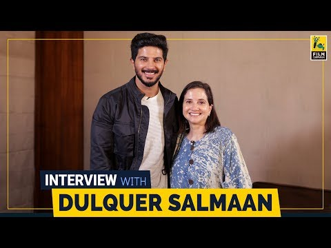 Interview With Dulquer Salmaan | Karwaan | Anupama Chopra | Film Companion