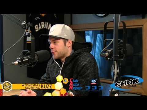 THe Wednesday Morning Buzz - Josh Jacobs