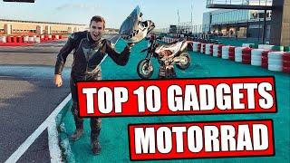TOP 10 MOTORRAD GADGETS