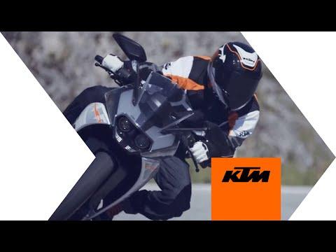 KTM RC 390: Aerodynamic Power | KTM