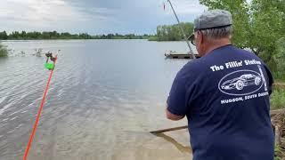 Рыбалка на Иртыше не удалась