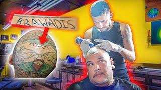 I Tattooed My Name on a STRANGER'S HEAD...