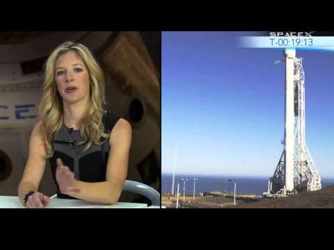 SpaceX Falcon 9 v1.1 Cassiope Launch Coverage