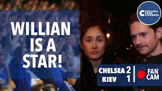 Sophie and Rory Post Match Review | Chelsea 2 - 1 Dynamo Kiev
