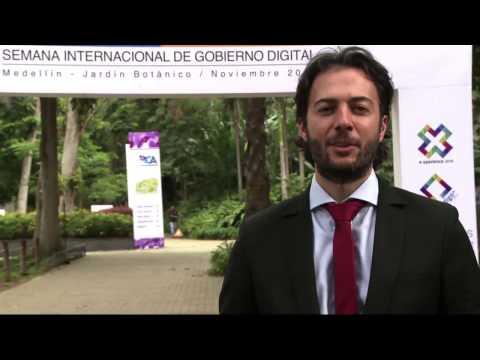 Vice TI Daniel Quintero, nos cuenta ¿Que es un Gobierno Digital? #ViveDigitalTV