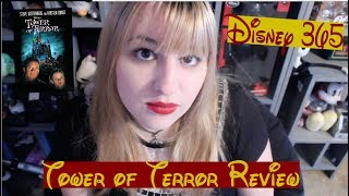 TOWER OF TERROR || A Disney 365 Review