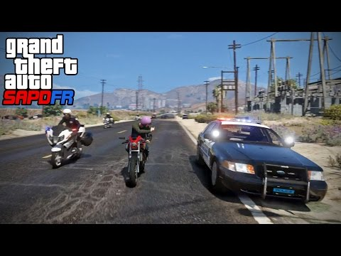 GTA SAPDFR - DOJ 64 - Interfering with a Pursuit (Criminal)