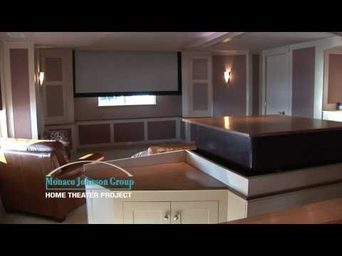 Home Theater Project by Monaco Johnson