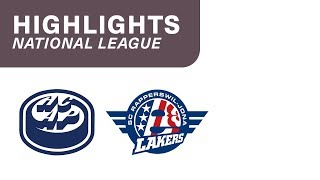 Ambri - Lakers 2:1 - Highlights National League