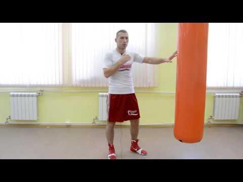 Хук! Чемпиона мира Андрей Сироткин покажет, как правильно выполнять хук! Мастер класс!