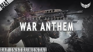 Epic Hard Cinematic RAP BEAT INSTRUMENTAL - War Anthem (FIFTY VINC Collab)
