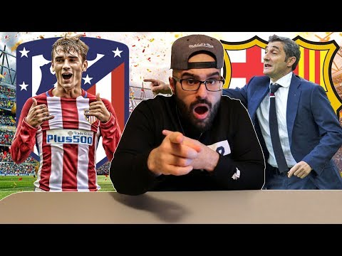OMG RIP FOOTBALL!! GRIEZMANN TO BARCELONA!
