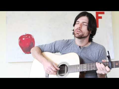 Seth Avett Sings, A Famous Country Singer By Matt Butcher