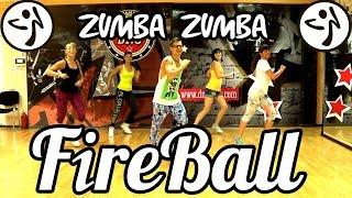 ТАНЦЫ - ВИДЕО УРОКИ ОНЛАЙН - FIREBALL - DanceFit #ТАНЦЫ #ЗУМБА