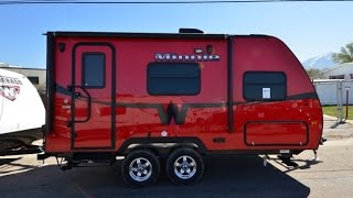 2016 Winnebago Minnie 1801FB Trailer Walk-around by Motor Sportsland