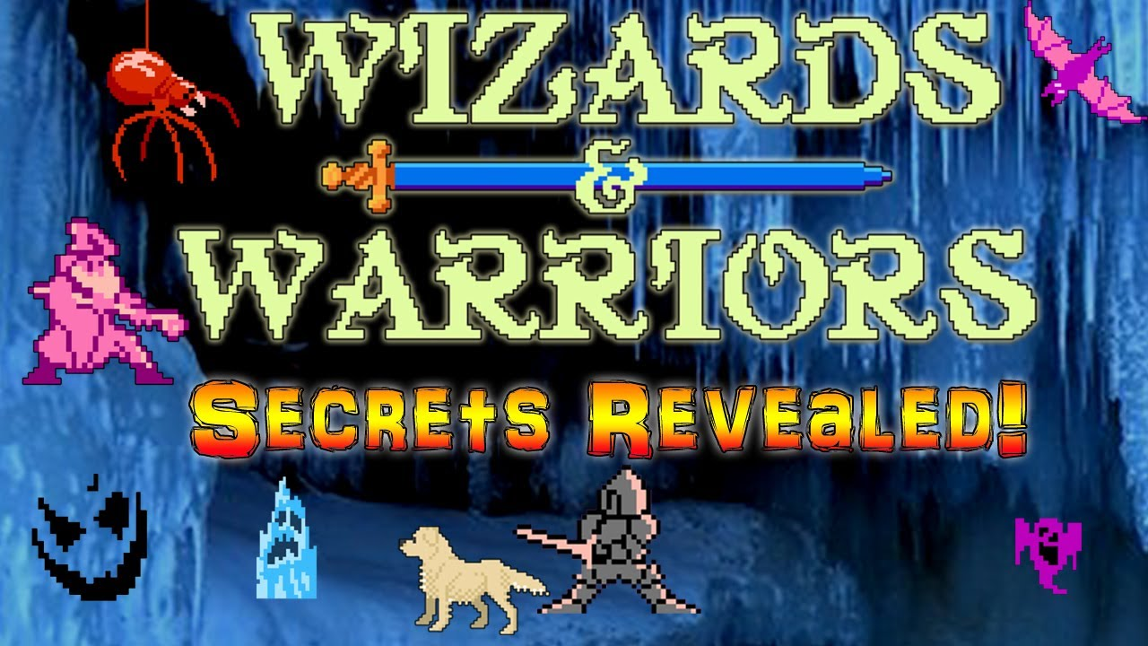 #WizardsAndWarriors #NES Wizards & Warriors NES - ULTIMATE GUIDE -ALL Secrets, ALL Bosses, ALL Items