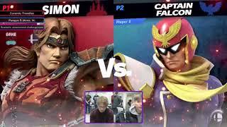 D4C (Simon) vs Bagel (Falcon) - Paragon 5 Ultimate Singles