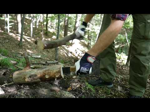 Bushcraftowy Dzień W Lesie - Ogień I Gotowanie - Bushcraft I Survival