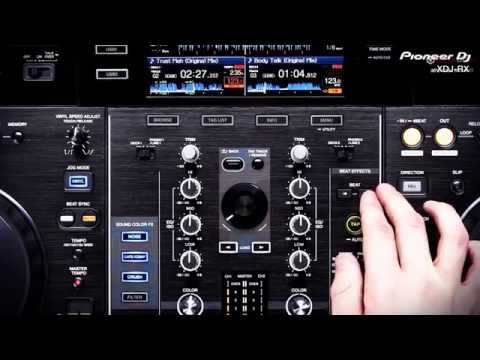 Pioneer XDJRX DJ Controller @ JB Hi-Fi