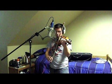 Wake Me Up Violin Cover - Avicii - Nathan Hutson