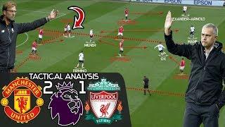 The Ingenious Tactics Mourinho Used to Make ALL of Klopp