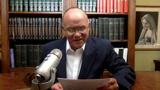Mary Live with Dr. Mark Miravalle - The Triumph and Reign of the Two Hearts