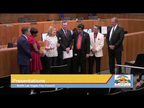 May 16, 2018 North Las Vegas City Council Meeting