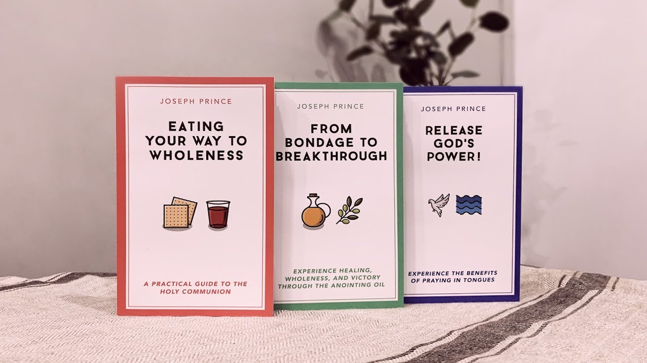 Book Set: 3 Powerful Provisions For Everyday Living | Book