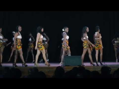 Miss Ghana UK 2015 Highlights