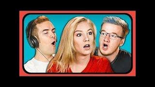 YouTubers React to YouTube Rewind 2018 YouTubeRewind 720p