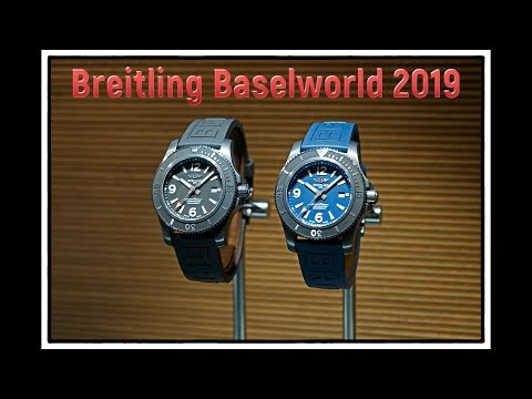 Breitling Baselworld 2019 FuwaForestFilms   Clocks Watches   trade fair visit complete assortment