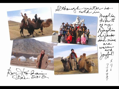 Building Abroad: Mongolia, Camels and International Law Practice