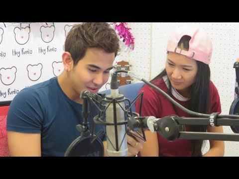 Hug Radio Thailand Live ช่วงฮักดีเจสเปเชี่่ยล  ดีเจเภา กันย์นรี  กับศิลปินรับเชิญ ต้า นริชชา